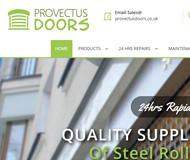 Provectus Doors screenshot